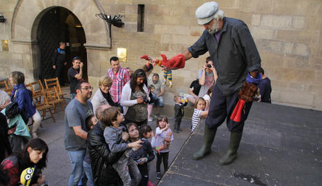 Imatges de la Fira de Titelles de Lleida, 2017