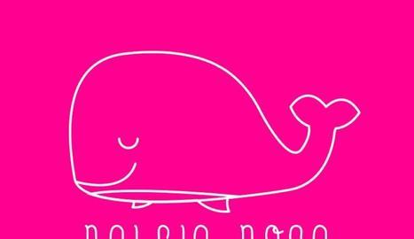 Balena rosa