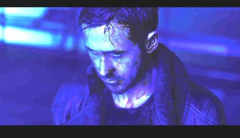 Ryan Gosling es el nuevo blade runner