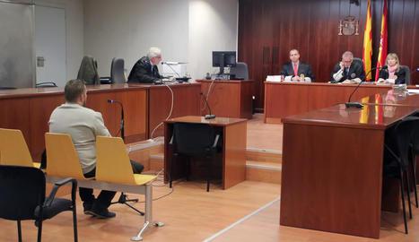 El judici es va celebrar el passat 29 de març a l'Audiència Provincial de Lleida.