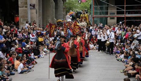 Sessió de ball en un dels pavellons dels Camps Elisis.