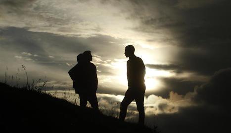 Els supervivents del Chapecoense visiten el lloc de l'accident aeri