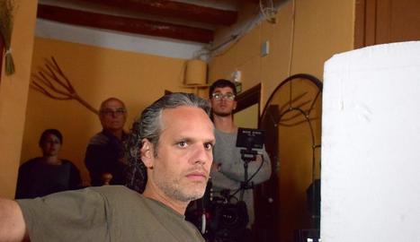 transmèdia. L'ajuntament de Fulleda s'ha implicat en 'Orígens' perquè el poble tingui un nou atractiu.