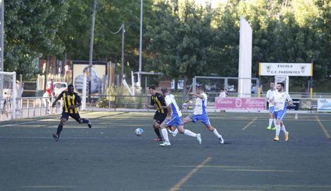 L'Aitona es va emportar més premi de l'esperat després de remuntar un 3-1 al Pardinyes.