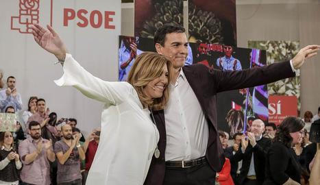 Angoixa al PSOE i ansietat a la Fiscalia