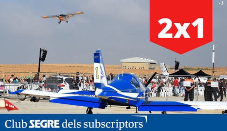 Festival aeri 'Lleida Air Challenge'