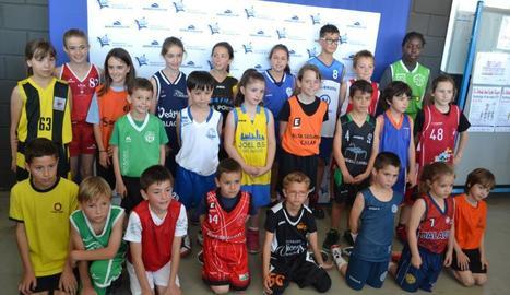 Fi a la Trobada d'escoles de bàsquet a Balaguer amb 25 clubs