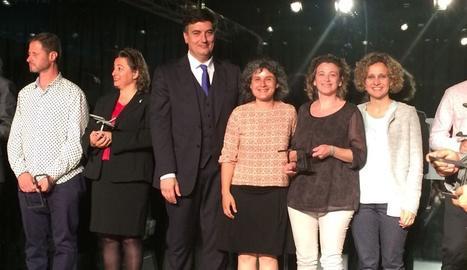 L'Escola Alba de Tàrrega guanya el premi a la Millor iniciativa per a la promoció de l'FP