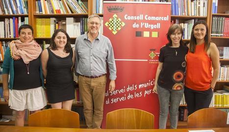 La iniciativa es va presentar ahir al consell de l'Urgell.