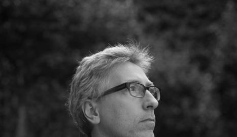 """David Trueba: """"No hi ha moral en la vida pública: s'imposa una visió pornogràfica de l'èxit"""""""