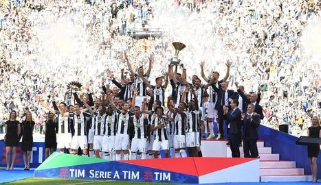 La Juventus conquereix la Lliga número 33