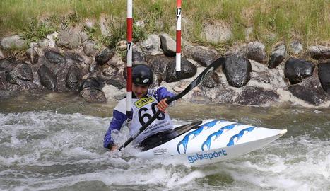 Miquel Travé va ser el gran vencedor de la categoria C1 masculina.