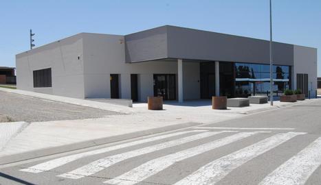 El Centre de Serveis de Fondarella.