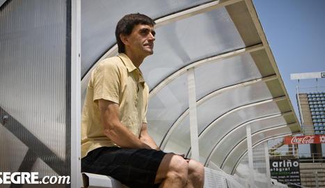 Mor Emili Vicente quan anava amb bicicleta a Andorra