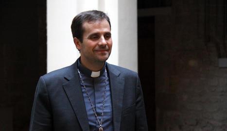 Imatge del bisbe Novell.