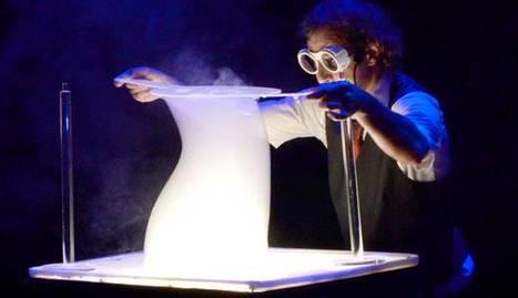 Un espectacle de bombolles que combina clown, teatre gestual i circ, divendres a Altorricó.