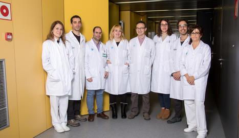 El Grup de Neuroimmunologia de l'Institut de Recerca Biomèdica de Lleida Fundació Dr. Pifarré