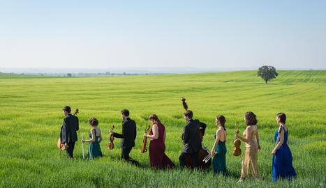 Imatge de LleidArt Ensemble.