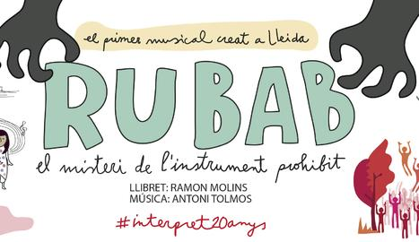 'Rubab, el misteri de l'instrument prohibit', el primer musical creat a Lleida.