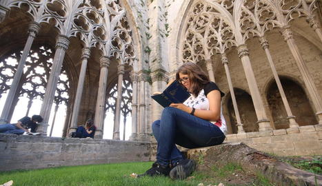 Lectures al claustre