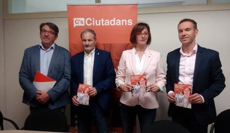 Córdoba, Rubio, Ribes i Osorio van fer ahir balanç.
