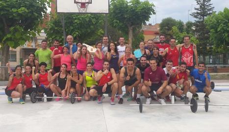 El Sícoris Club celebra la seua festa major amb esport i cultura