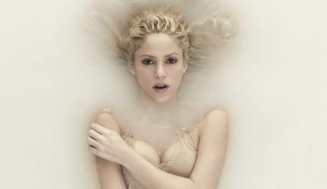 'El Dorado', el nou i exitós disc de Shakira