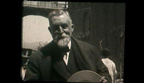 Imatge de la filmació cedida per Frederic Fargas Texidó.