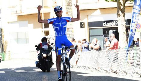 El rus Zakarin guanya en Tremp i el brasiler Sessler és el nou líder de la Volta a Lleida