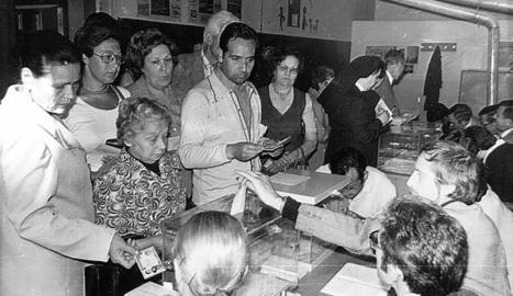 Quaranta anys de Democràcia