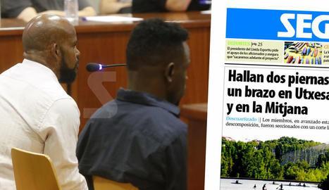 L'acusat d'esquarterar un home a Lleida afirma que és innocent
