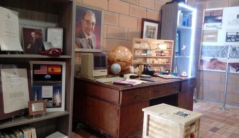 Obre el museu del clima de Gardeny amb un programa d'activitats científiques i l'espai del llegat de Joan Oró