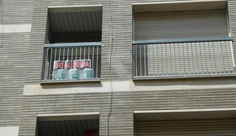 Un pis en lloguer a Lleida