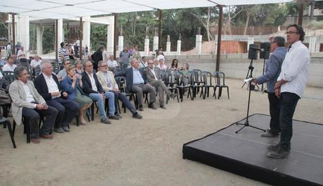 Inauguració del Museu del Clima i la Ciència