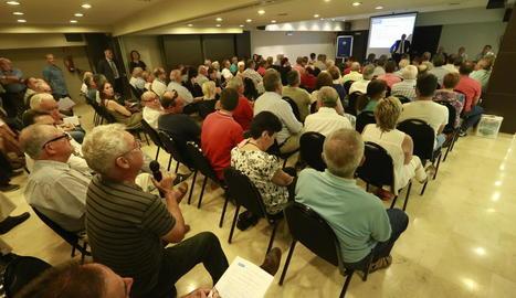 La reunió, organitzada per Apdef, Cudós Consultors i Gonzalo Abogados, es va celebrar ahir a Lleida.