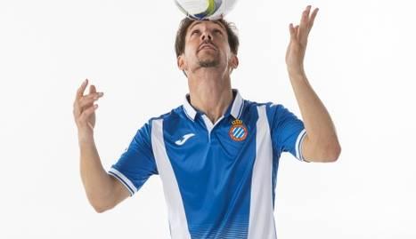 La nova equipació que lluirà l'Espanyol aquesta temporada.