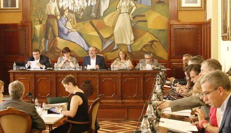 La Diputació aprova tres milions per al seu nou edifici a Lleida