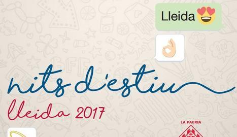 Programa de les Nits d'estiu de Lleida