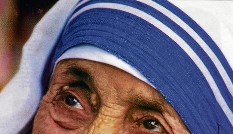 Recordant Santa Teresa de Calcuta