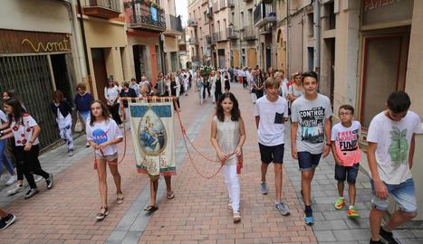 Ponts celebra la Festa del Roser