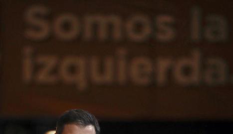 """Aterra com puguis"", Pedro Sánchez"