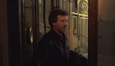 Marc Cartes, un dels protagonistes de la nova sèrie.