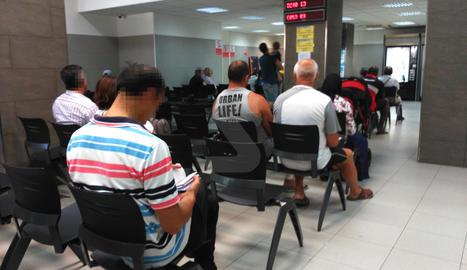 L'oficina de renovació del DNI i el passaport a Lleida.