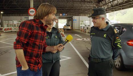 'El foraster' visita Andorra