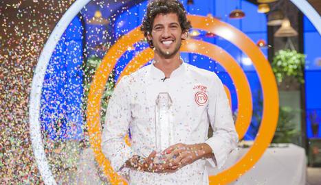 El guanyador es va endur 100.000 €, el seu propi llibre de receptes, un curs al Basque Culinary i el trofeu.