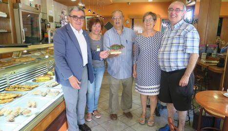 La pastisseria Torres tanca avui al cap de 164 anys