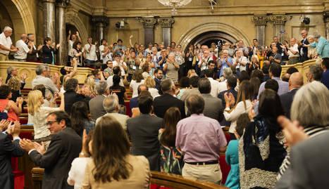 Parlament judicis franquistes