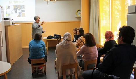 Més de cent familiars participen en els tallers en prevenció de salut de les escoles bressol
