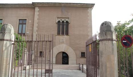 Sobre els béns immobles de la diòcesi
