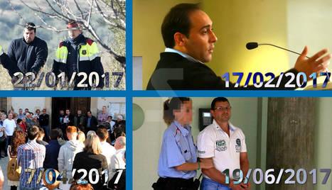Lleida viu el pitjor any en dècades amb cinc assassinats en sis mesos